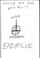 endstille